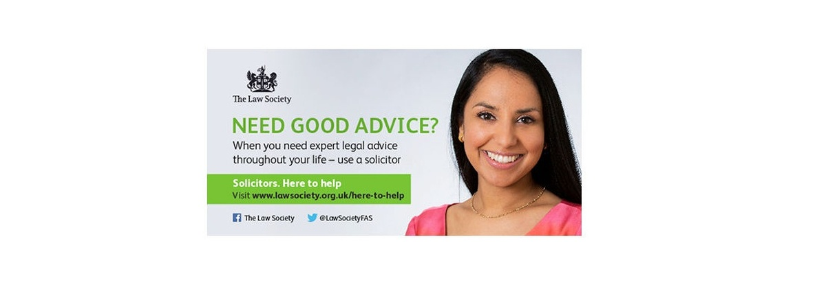 New Solicitor Brand Campaign